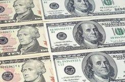 Доллары денег Стоковая Фотография