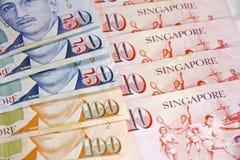 Доллары Сингапура Стоковые Фото