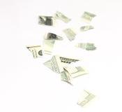 Доллары счета Стоковая Фотография