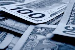 Доллары США наличных денег стоковая фотография rf