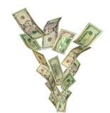 Доллары США стоковое изображение