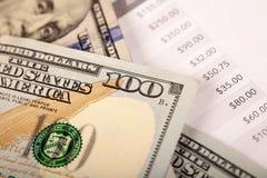 Доллары Стоковое Фото
