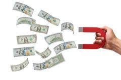 Доллар магнита бесплатная иллюстрация