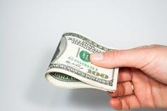 Доллар - доллар против Стоковая Фотография RF