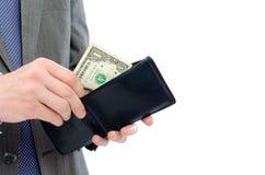 Доллар США Стоковое фото RF