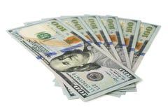 Доллар США Стоковое Изображение RF