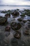 Долгая выдержка побережья Tofino Стоковое Фото