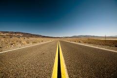 Долгий путь пойти Стоковые Фотографии RF
