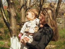 Долгожданный младенец Стоковые Фото