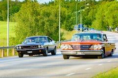 Додж и Pontiac Стоковые Фотографии RF