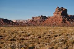 Долина ландшафта богов Стоковое Изображение