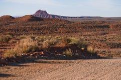 Долина ландшафта богов Стоковая Фотография RF