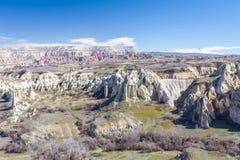 Долина влюбленности в Capadocia индюк Стоковое Фото