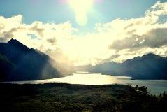 Долина в Bariloche Стоковое фото RF