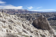 Долина в Capadocia индюк Стоковое фото RF