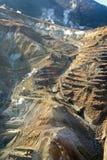 Долина гейзеров стоковая фотография