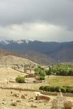 Долина Гималаев Стоковое фото RF