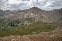 Долина горы Колорадо Стоковые Фото
