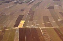 Долина Израиль Beit Netofa Стоковое Изображение RF