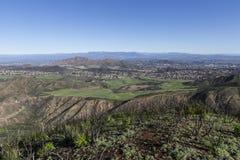 Долина Калифорния Santa Rosa Стоковое фото RF