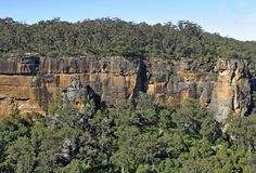 Долина кенгуру Стоковое Изображение RF