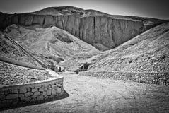 Долина короля, Египет Стоковое Изображение RF