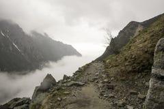 Долина 5 озер Стоковая Фотография RF