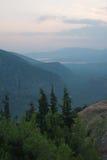 Долина около Дельфы Стоковая Фотография RF