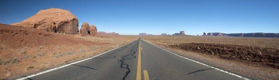 Долина памятника, парк Навахо племенной, США Стоковое Фото
