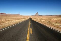 Долина памятника, парк Навахо племенной, США Стоковое фото RF