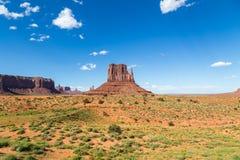 Долина памятника, Юта, США Стоковые Фото