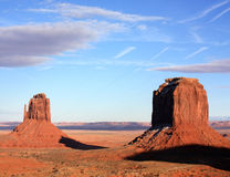 Долина памятника, Юта Стоковые Фото
