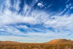 Долина парка штата Невады огня Стоковые Изображения RF