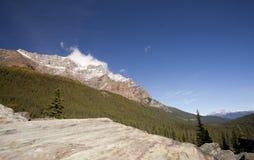 Долина 10 пиков banff Стоковое Изображение RF