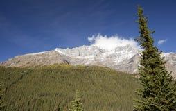 Долина 10 пиков banff Стоковое фото RF