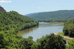 Долина Рекы Susquehanna Стоковые Изображения RF