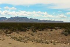 Долина серии 1 огня Стоковое фото RF