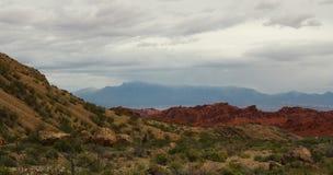 Долина серии 4 огня Стоковое Изображение