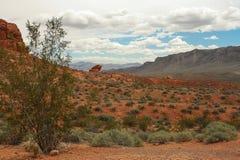 Долина серии 23 огня Стоковая Фотография RF