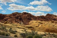 Долина серии 26 огня Стоковые Фото