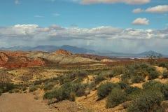 Долина серии 28 огня Стоковые Изображения RF
