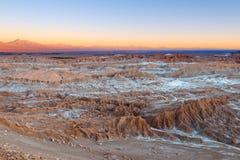 Долина луны Стоковые Фото