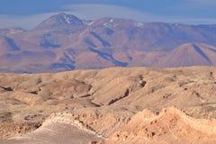Долина луны Стоковые Изображения RF