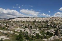 Долина шпаг в Cappadocia Стоковое Фото