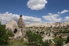 Долина шпаг в Cappadocia Стоковые Изображения