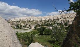 Долина шпаг в Cappadocia Стоковые Изображения RF