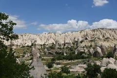 Долина шпаг в Cappadocia Стоковая Фотография RF