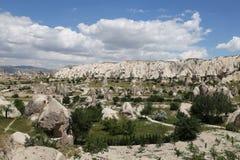 Долина шпаг в Cappadocia Стоковые Фотографии RF