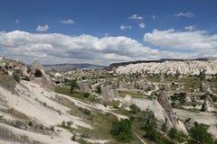 Долина шпаг в Cappadocia Стоковое фото RF