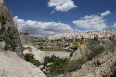 Долина шпаг в Cappadocia Стоковые Фото